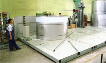 Stainless steel tanks production line