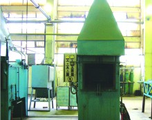 Heat treatment shop 2